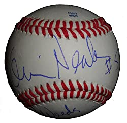 "Kevin Nealon Autographed ROLB Baseball Featuring ""Weeds"" Inscription! Proof Photo"