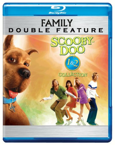 Cover art for  Scooby-Doo 1 & 2 Collection (Family Double Feature) [Blu-ray]
