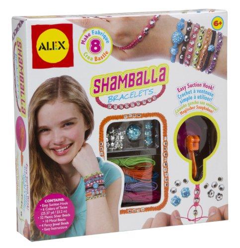 ALEX Toys Do-it-Yourself Wear Shambala Bracelets - 1