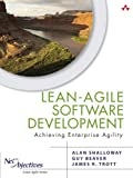 img - for Lean-Agile Software Development: Achieving Enterprise Agility book / textbook / text book