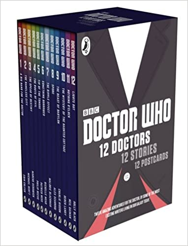 Doctor Who: 12 Doctors, 12 Stories Slipcase Edition: Bbc Bbc: 9780141359717: : Books