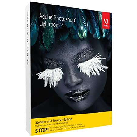 Adobe Photoshop Lightroom 4 Student/Teacher Edition