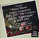 Water Music / Concertos pour Orgue