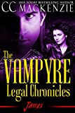 img - for The Vampyre Legal Chronicles - James book / textbook / text book
