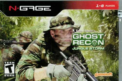 NG TOM CLANCYS GHOST RECON