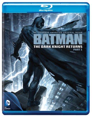Batman: The Dark Knight Returns, Part 1 [Blu-Ray] front-480190