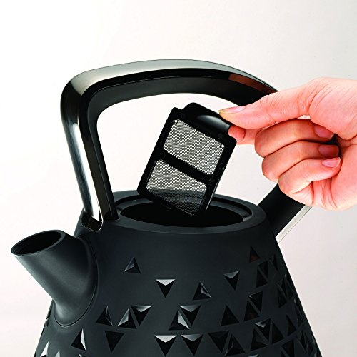 Morphy Richards 108101 Prism Kettle - Black