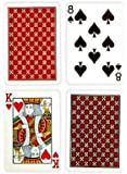 Copag Poker Size Regular Index Playing Cards (Master Design Setup) - 2 decks