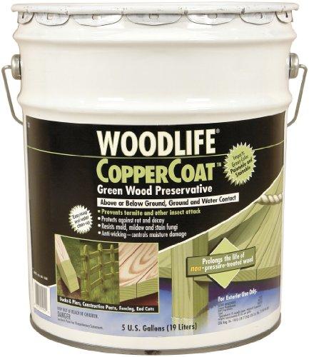 woodlife-01902-copper-coat-green-wood-preservative-5-gallon-pail