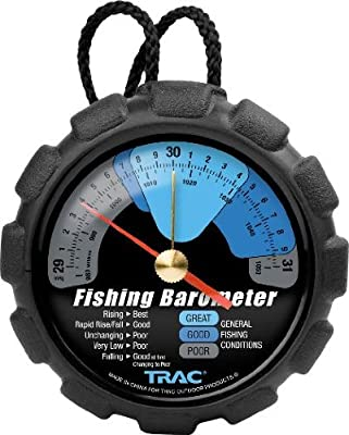 Trac T3002 Fishing Barometer from Trac