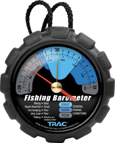 Trac T3002 Fishing Barometer