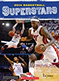 img - for 2014 Basketball Superstars (NBA) book / textbook / text book