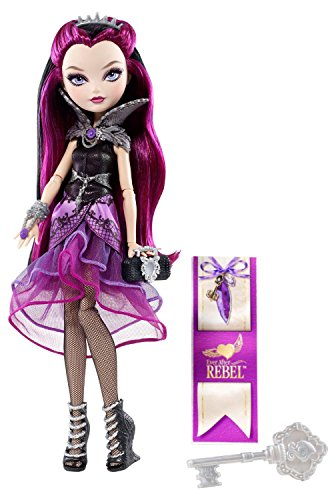 Ever After High Royal Rebel Dolls First Chapter Raven Queen Doll