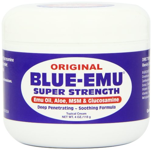 Learn More About Nfi Consumer Products Blue-emu Emu Oil, Aloe, Super Strength, 4-Ounce Jar