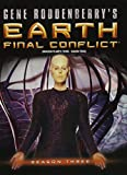 Earth: Final Conflict - The Complete Third Season