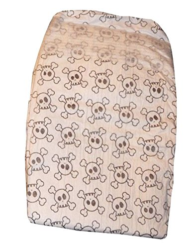 The Honest Company Size 6 Diapers (Skulls) - 1