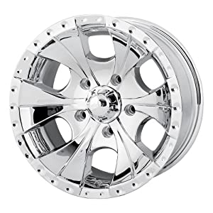 Ion Alloy 165 Chrome Wheel (17×10″/8x170mm)