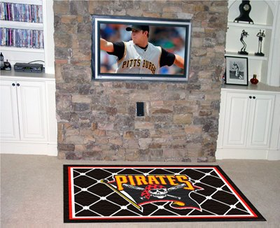 Pirates 5' x 8' Area Rugs