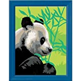 Paint-by-Number: Panda Bear