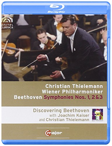 Thielemann Beethoven Symphonies Cd Covers border=