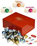 Lindor Special Collection Chocolate Truffle Gift Box (1 x 525g, 42 Truffles)