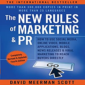 The New Rules of Marketing and PR | Livre audio