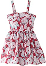 Pumpkin Patch Big Girls39 Floral Printed Dress