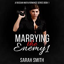 In Bed with the Enemy 1 Audiobook by Sarah Smith Narrated by D Gaunt