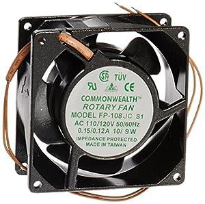 Frigidaire 5304411775 freezer evaporator fan for Frigidaire evaporator fan motor