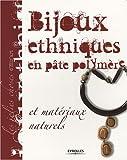 echange, troc Eliz'art - Bijoux ethniques en pâte polymère : Et matériaux naturels