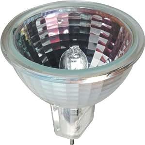 GE Lighting Halogen 77904 35-Watt, MR16 Indoor Narrow Spotlight Bulb with 2-Pin (GU5.3) Base, 10-Pack