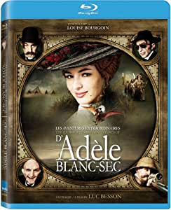 The Extraordinary Adventures of Adle Blanc-Sec / Les aventures extraordinaires dAdle Blanc-Sec [Blu-ray] (Version française)