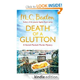 Death of a Glutton: A Hamish Macbeth Mystery
