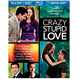 Crazy, Stupid, Love (Two-Disc Blu-ray/DVD Combo + UltraViolet Digital Copy)