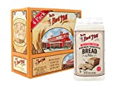 Bob's Red Mill Gluten Free Homemade Wonderful Bread Mix, 16-Ounce (Pack of 4)
