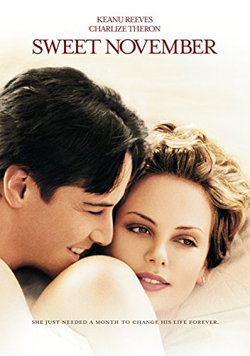 Amazon.com: Sweet November (2001): Keanu Reeves, Charlize Theron