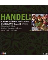 Haendel : L'Allegro Ed Il Penseroso / Tamerlano (Coffret 6 CD)