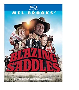 Blazing Saddles 40th Anniversary [Blu-ray]