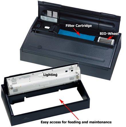 Marineland PFE3 Eclipse Illumination Kit Twin Lamps, fits ...