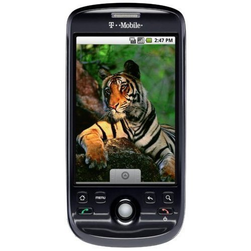 HTC myTouch 3G Unlocked Android Phone with 3G Support, GPS, Wi-Fi and Touch Screen - US Warranty - Black