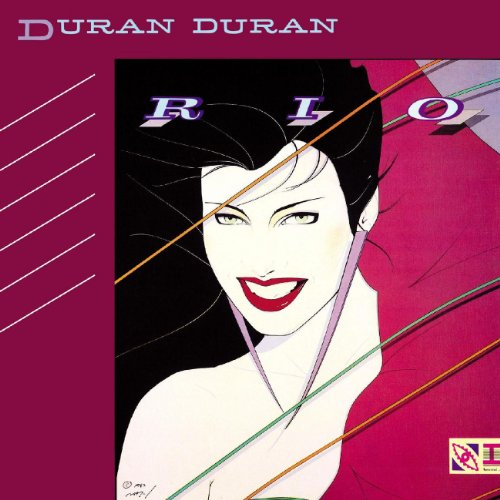 Original album cover of Rio by Duran Duran