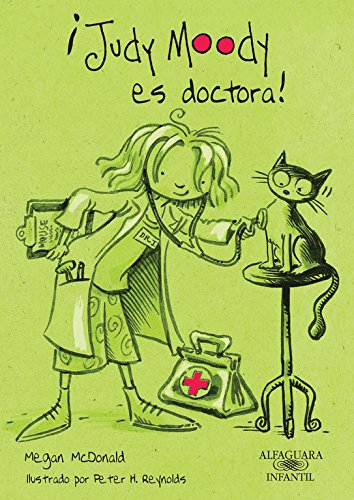 Doctora Judy Moody descarga pdf epub mobi fb2