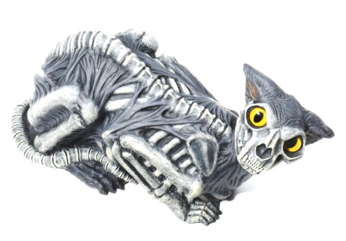 Zombie Cat Decoration
