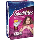 Goodnites Underwear - Girl - Large/X-Large - 20 ct