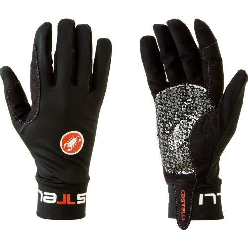 カステリ Castelli Lightness Gloves - Winter Black アウトドア メンズ 男性用 バイクグローブ 手袋 自転車 並行輸入