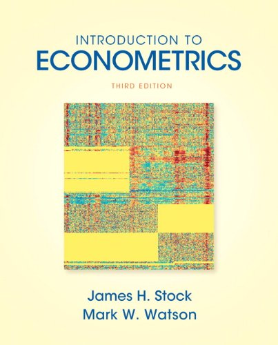 Introduction to Econometrics (3rd Edition)...