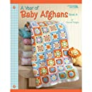 Leisure Arts A Year of Baby Afghans Book 4