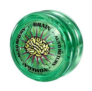 Yomega Brain Yo-Yo (Colors May Vary) from Yomega Corp.