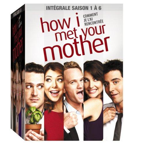 How I Met Your Mother - L'intégrale des saisons 1 à 6
