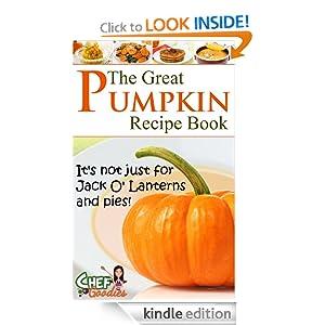 The Great Pumpkin Recipe Book